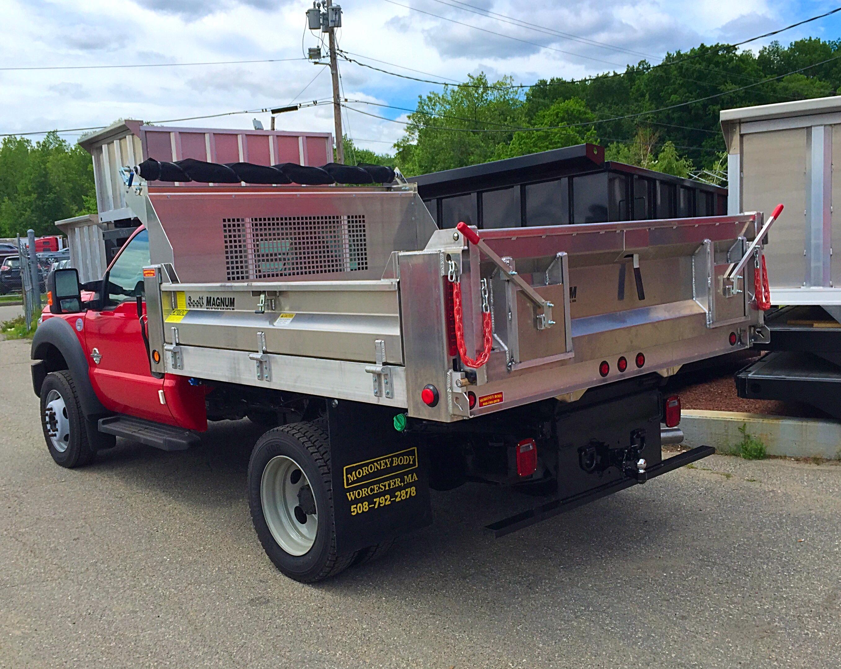 Truck Body Manufacturer Distributor