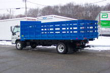 Iroquois Rack Dump Body