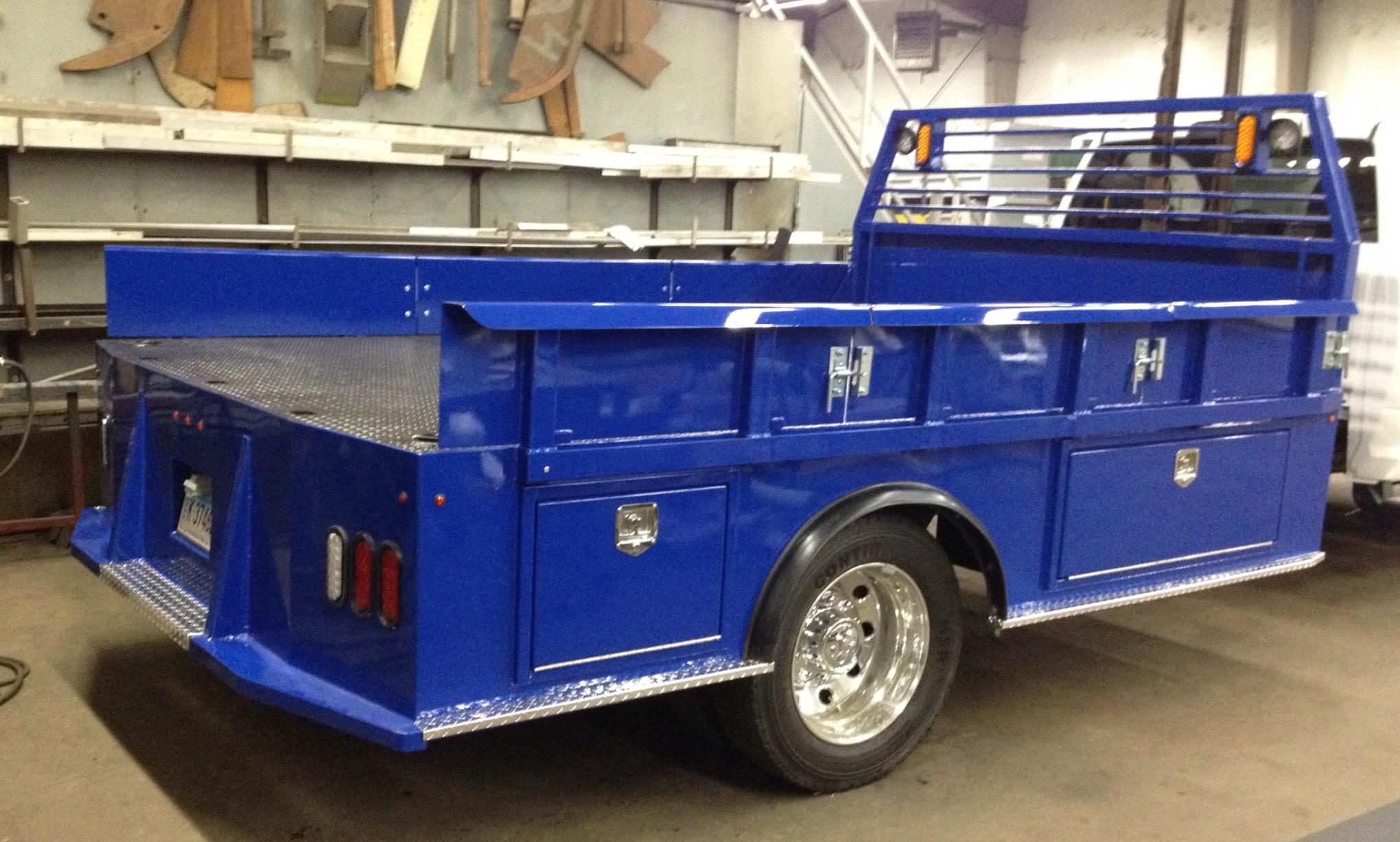 Moroney Truck Body Photo Gallery